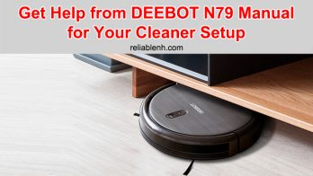Get Help from DEEBOT N79 Manual for Your Cleaner Setup