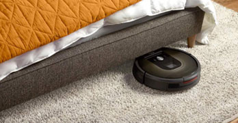 get tips to deal with your roomba issues