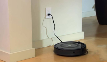 signs to know your roomba is charging