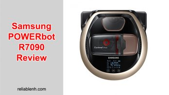 Samsung POWERbot R7090 Review