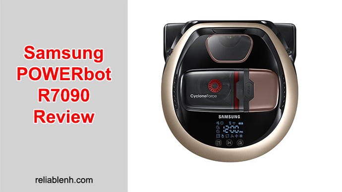things to know about samsung powerbot r7090