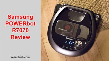 Samsung POWERbot R7070 Review: Most Powerful Cleaning Robot