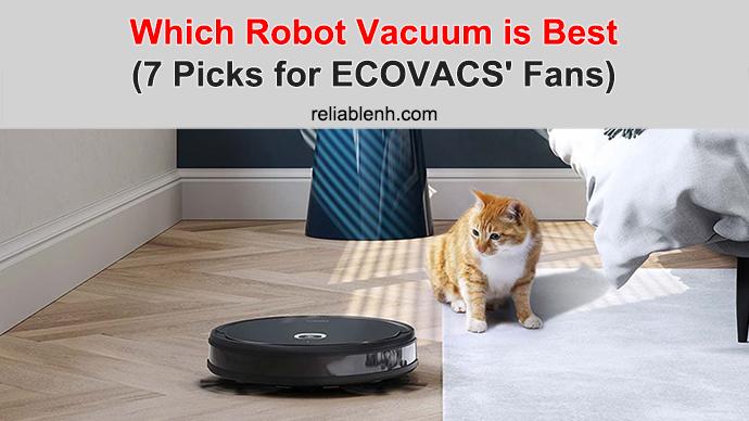 best ecovacs robot vacuums